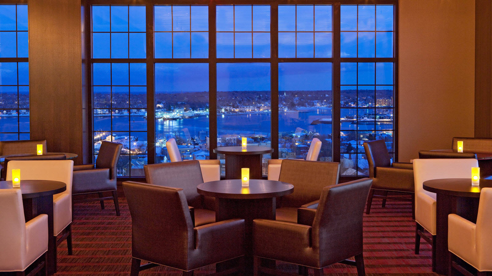 The Westin Portland Harborview - Top of the East view