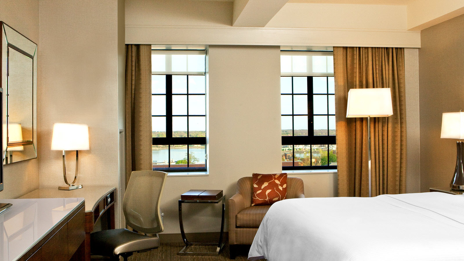 The Westin Portland Harborview Traditional King Guest Room