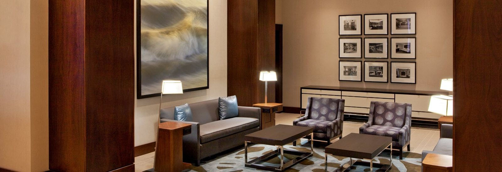 The Westin Portland Harborview Hotel - Business Center