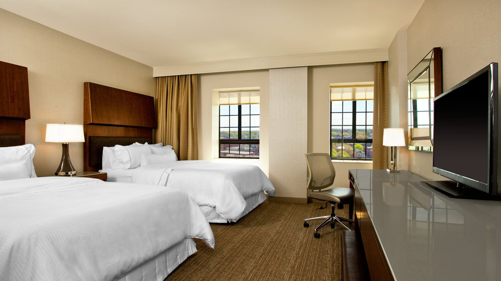 portland maine hotel the westin portland harborview premium waterview guest room