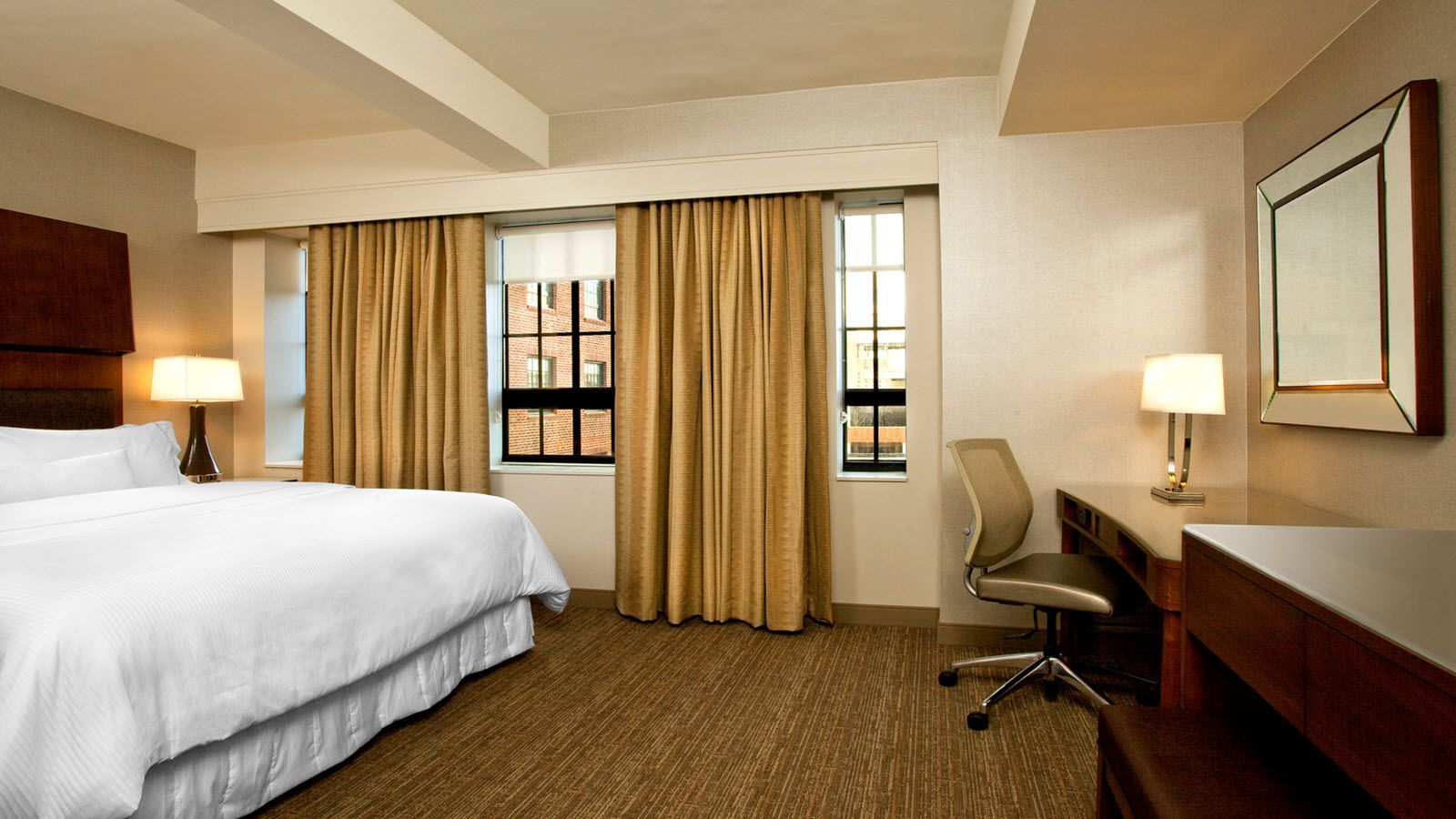 Preferred City View Guest Room
